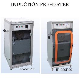 INDUCTION PREHEATER