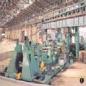 Spiral Weld Pipe Mill