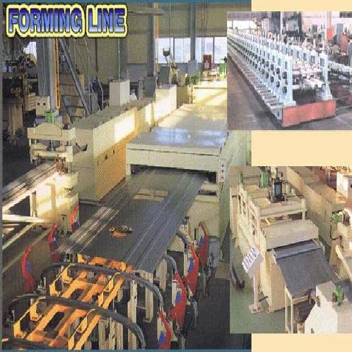 Forming Mill Line | forming mill, forming, c-chanel, Deck forming