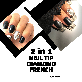 full image Diamond French Nail Tip
