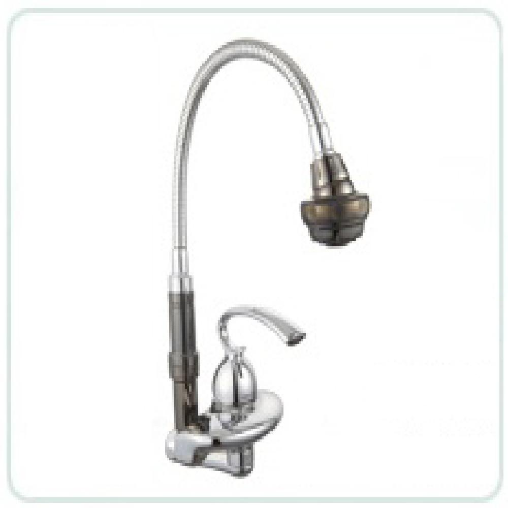 Flowwater functional kitchen sink faucet