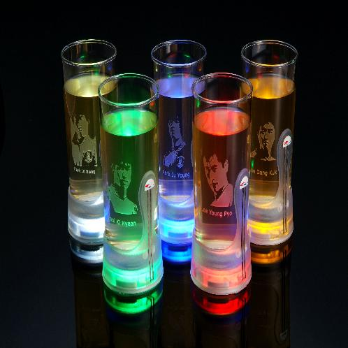 Luminous Cup (BULCUP) | Luminous Cup, beer glass, beverage glass, BULCUP