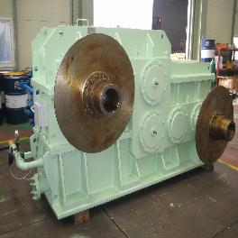 MILL GEAR BOX