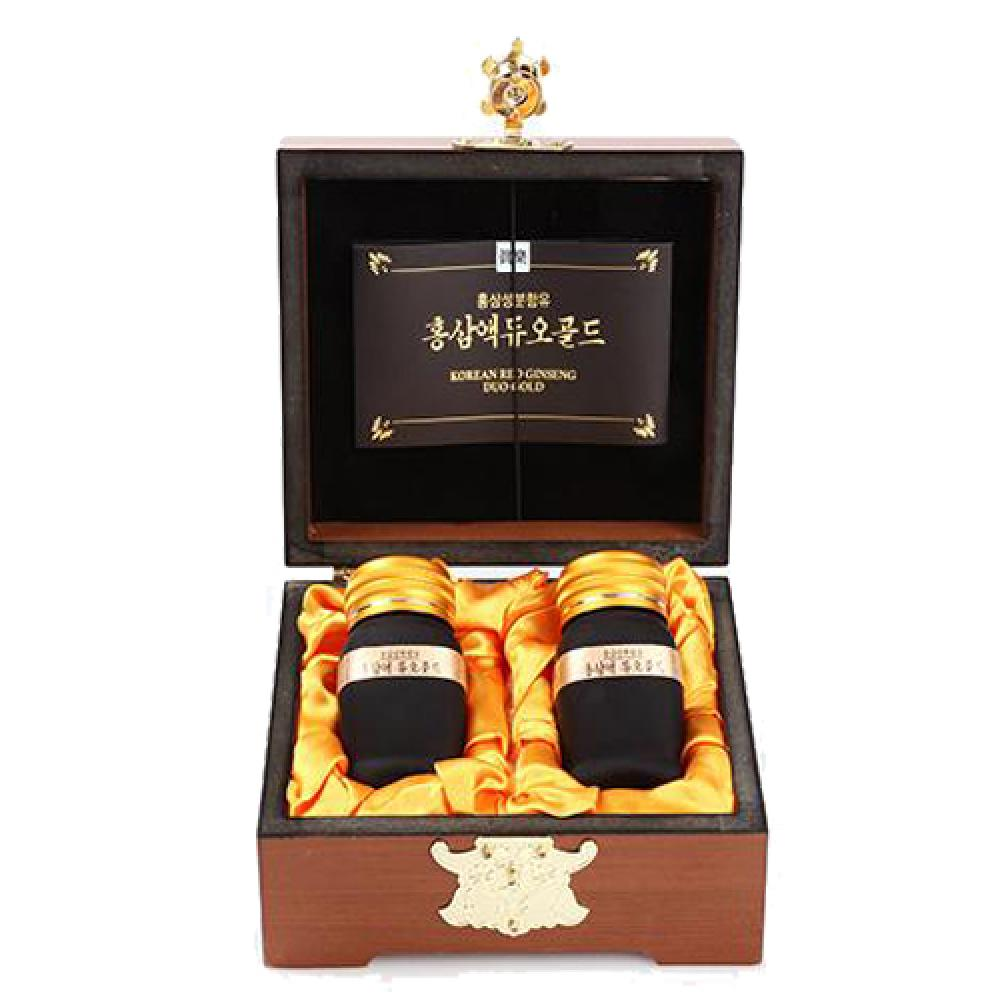 Ginlac Fermented Red Ginseng Extract set
