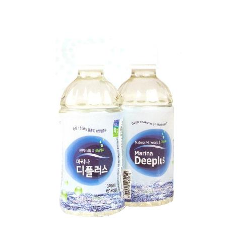 Marina Deeplus | Deep sea water and chlorella, drink, water, Marina Deeplus