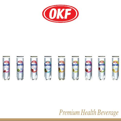 OKF Sparkling | Carbonated Drink, Soft Drink, Sparkling Drink