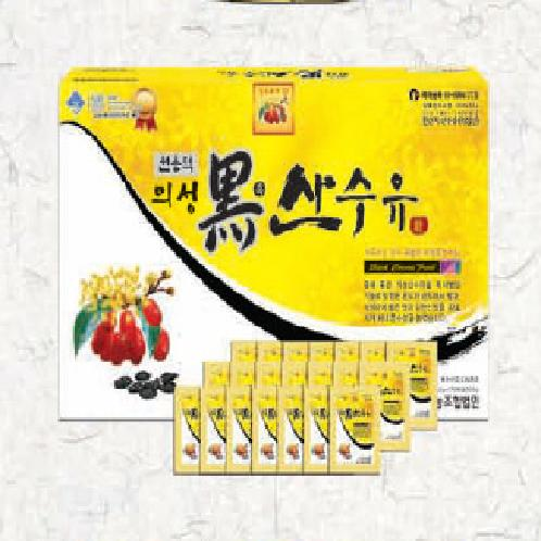 Ui- Seong Black Comus Fruit Pill |