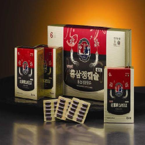 Red Ginseng Extract Capsule Gold 300 capsules | Red ginseng