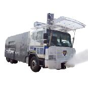 Water Cannon Vehicle