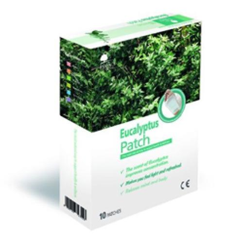 [KJI Company] Eucalyptus Foot Patch | General health and wellness, Bodycare, Detox, Foot Patch
