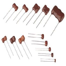 Dipped Mica Capacitor