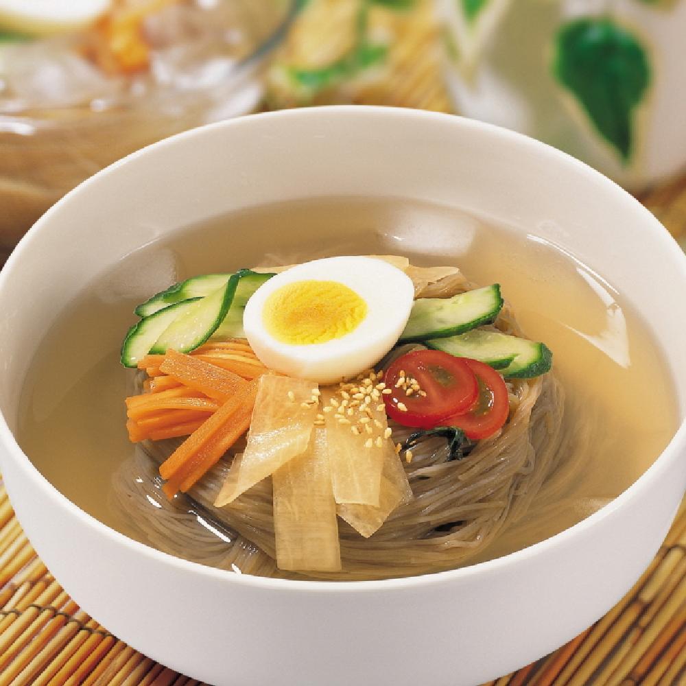 Howchon cold arrowroot noodle set