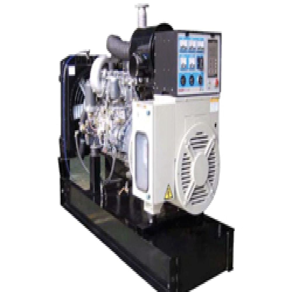 Natural gas engine series