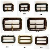 HANSHIN LEATHER BUCKLE