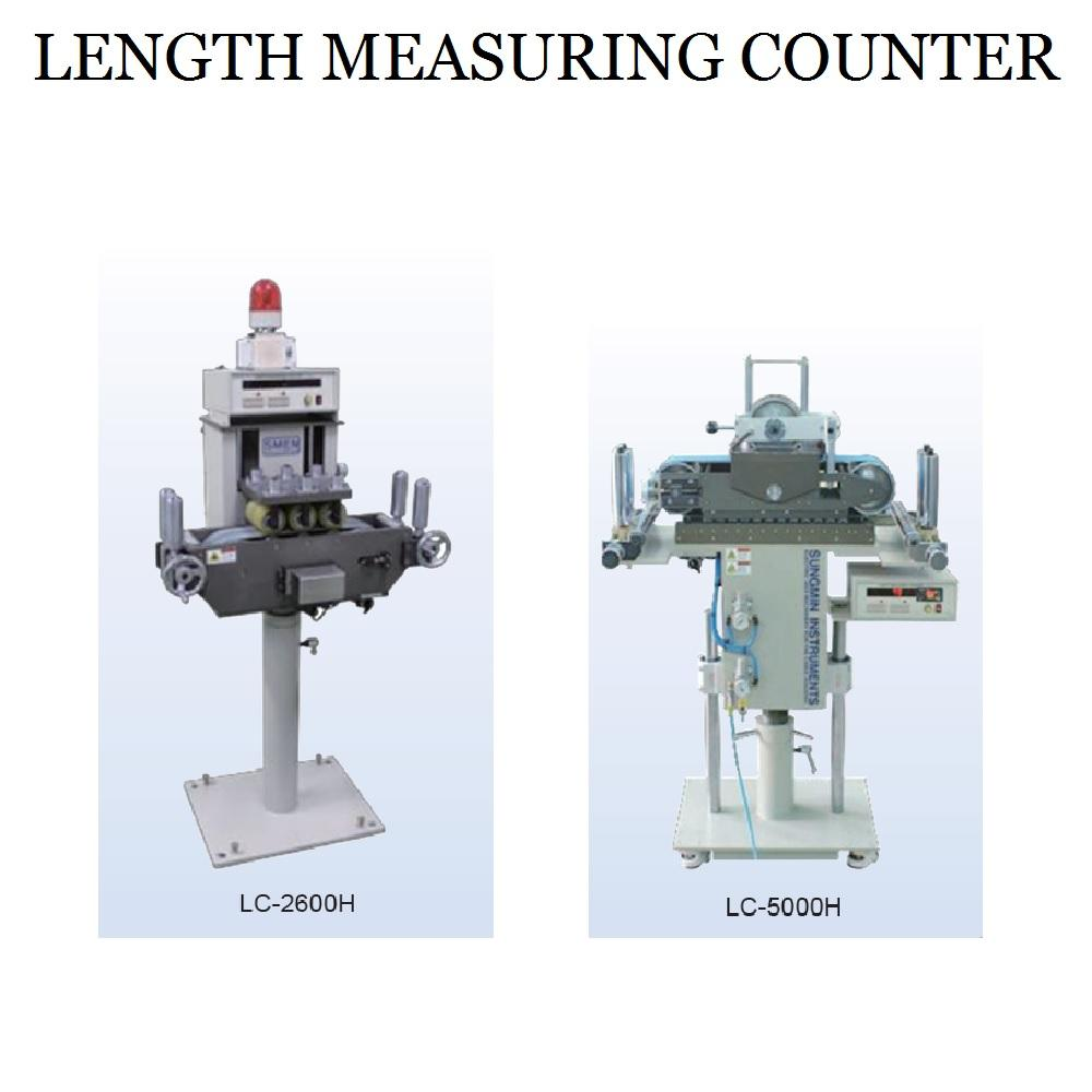 LENGTH MEASURING COUNTER
