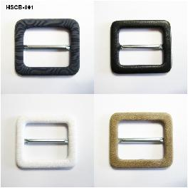 COVER MATERIAL BUCKLE