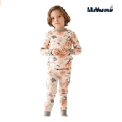 [MaVARM] Eco-Friendly 100% Cotton Premium Baby Boys' & Girls Sleepwear Pajamas - Slim Fit