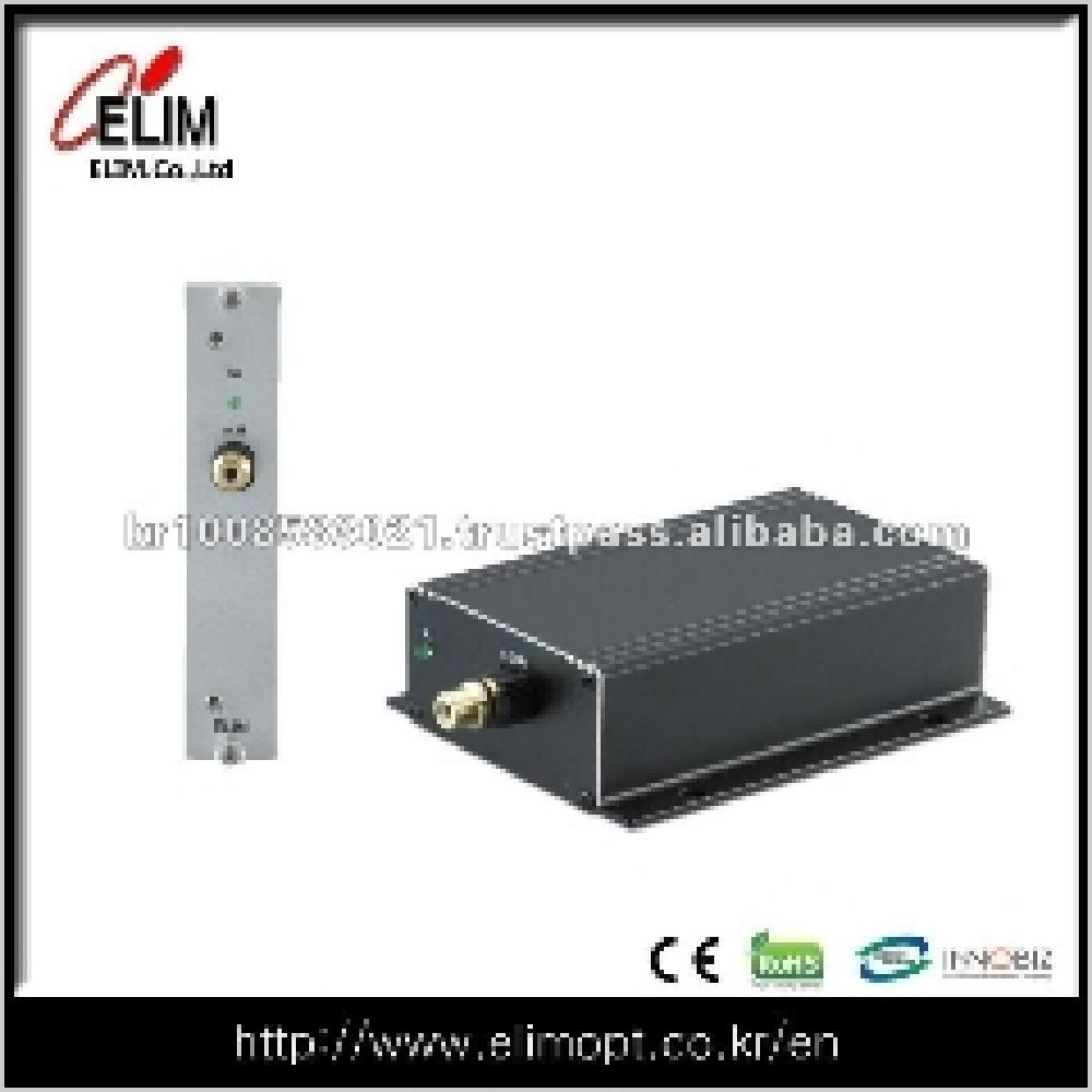 1 Channel Fiber Optic Audio Converter Language Option  French