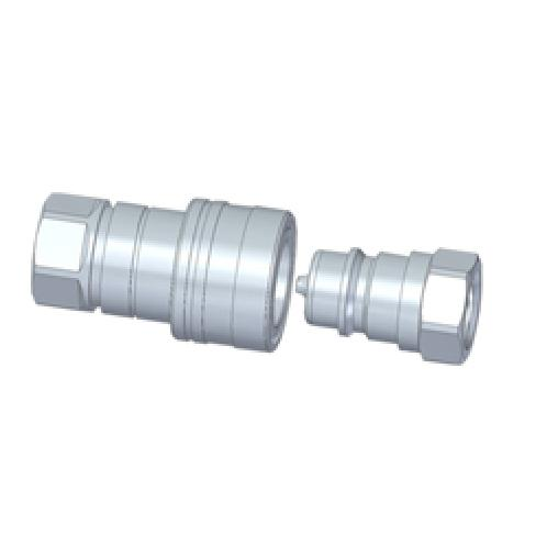 HYDRAULIC COUPLER / JACK COUPLER | HYDRAULIC COUPLER, JACK COUPLER, switching type coupler ,Manufacturing Machinery