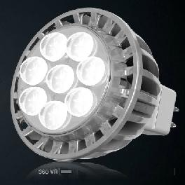 REPLACEMENT OF HALOGEN LAMP MR16