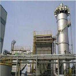 De-SOx system for MoS2 flue gas in kwangyang steel
