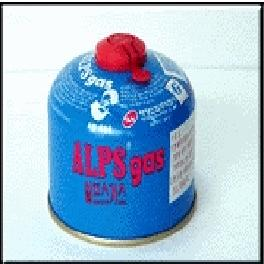 Alps Portable Gas for Mountain Climbing
