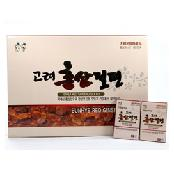 Gracehongsam Korea Red Ginseng Sliced 1set (20g * 10 Package)