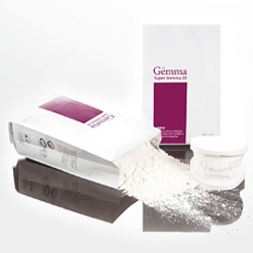 Super Gemma 20 | Ultra provieds solidity and delicacy in dental stone