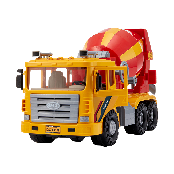 Friction Toy Vehicles MAX CONCRETE MIXER