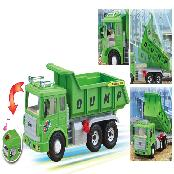 Friction Toy Vehicles Max Dump Truck