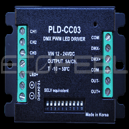 Constant Voltage 3 Channels LED Driver