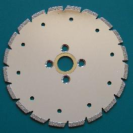 Electroplated Dry Blade (