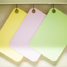 Vegetable BABY Cutting Board made from cornstarch