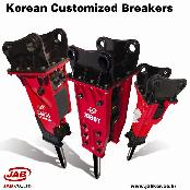 Hydraulic Rock Breakers for Excavator