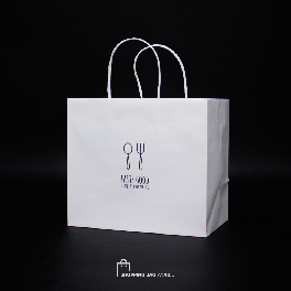 SIMILI PAPER SPOON LUNCHBOX PAPER SHOPPING BAG