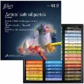Gallery Artists' Soft Oil Pastels Korean origin (MOPV)