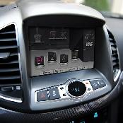 2012 Chevrolet Captiva navigation system