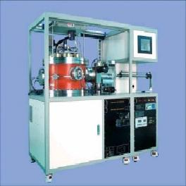 UHV Sputter System with 8x3