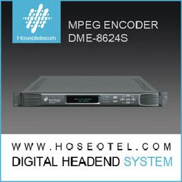 MPEG-2/4  AVC SD Encoder