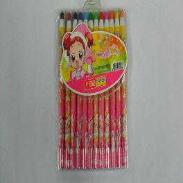 12 Color Pencil (1pcs)