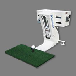 Auto Tee-up Machine Without Electricity