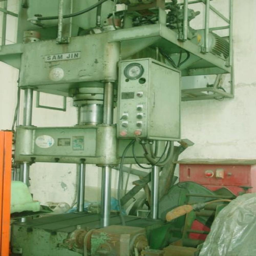 hydraulic press korea 60ton   General Mechanical Components