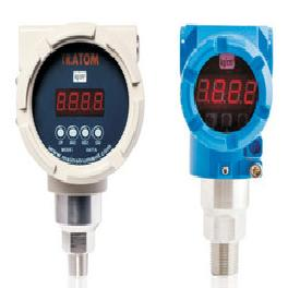 Pressure Transmitter with Local Indicator(MSP-500 Series)
