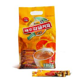Jeju Citrus Coffee