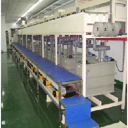 Reel to Reel FCC Plating Line