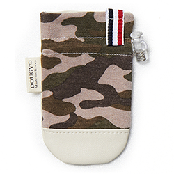 [dougy] NEW PUPPY TOES MILITARY PATTERN 100% COTTON S,M,L SIZE