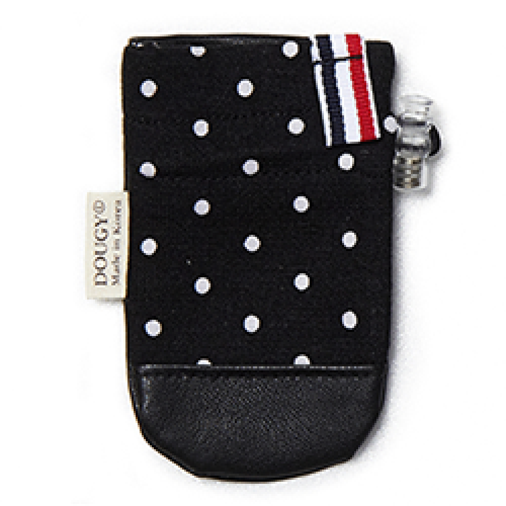 [dougy] NEW PUPPY TOES SMALL DOT PATTERN 100% PREMIUM COTTON S,M,L SIZE