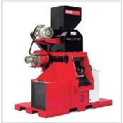 Scrap cable granulator