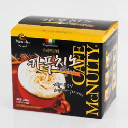 Cappuccino French Vanilla instant Coffee mix 3 in 1