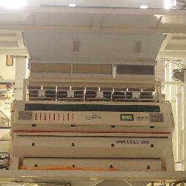 Grain(Rice) color sorter (SONATA II-288CH)